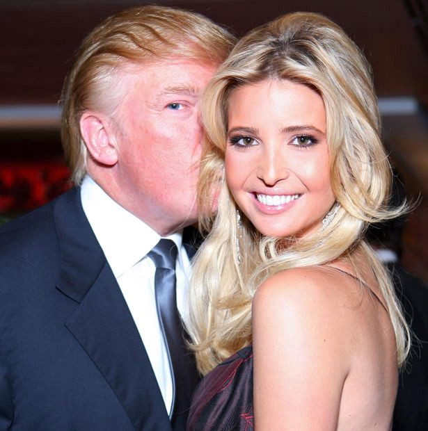 Image result for ivanka donald incest pictures