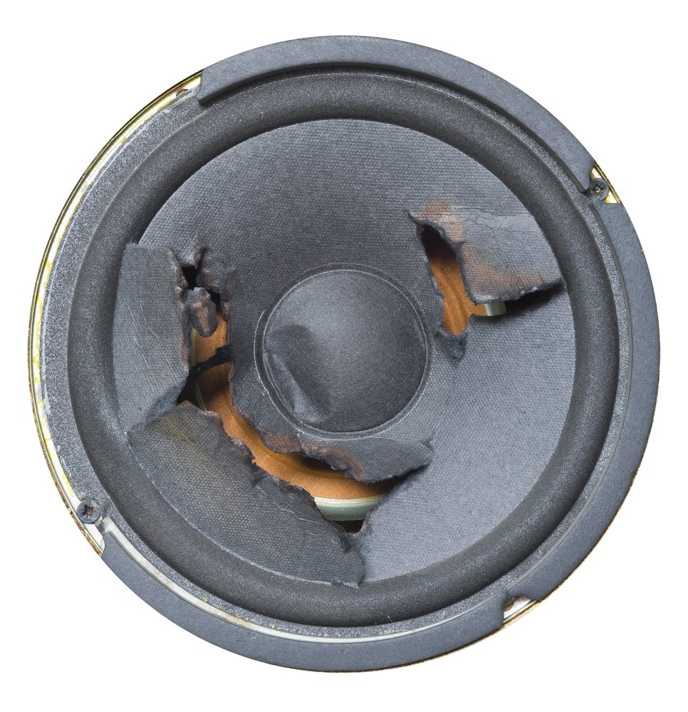 Step 1: Remove the Old Speakers