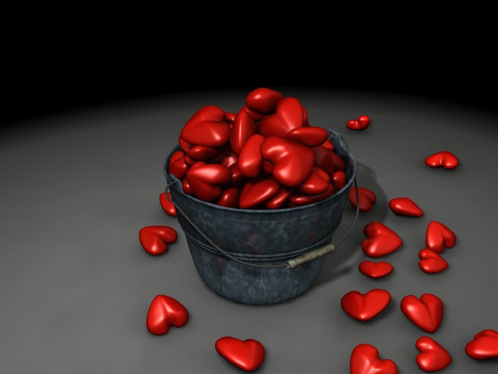 A bucket full of love – Scene ...