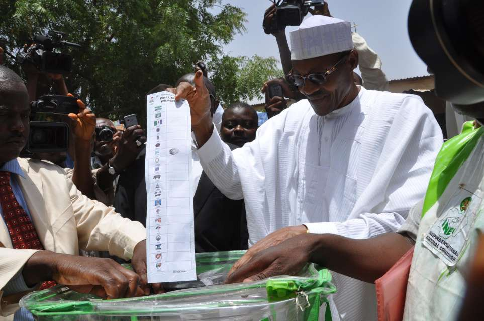 Image result for 2019 elections nigeria