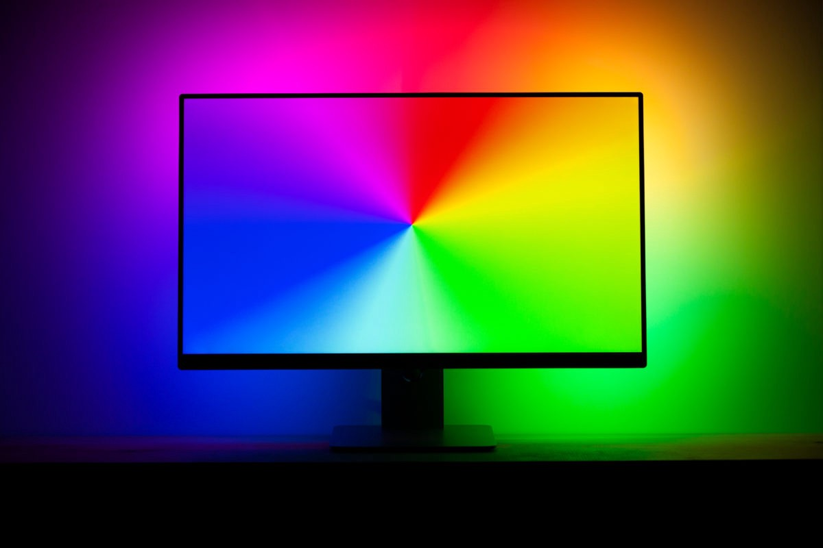 Colors That Start With F >> DIY Ambilight for Your Computer Monitor – Hackster Blog