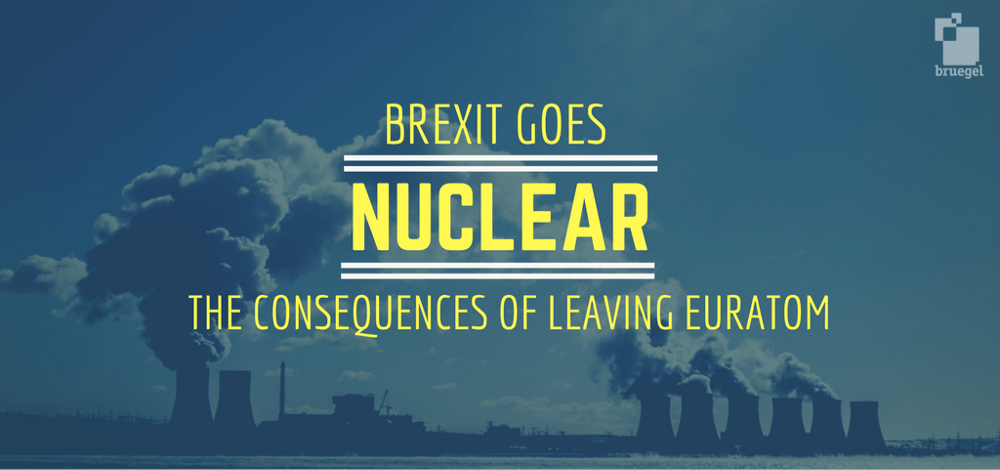 Brexit And Euratom: Impact On Cancer Treatment, Nuclear Power Plants And Climate Change.