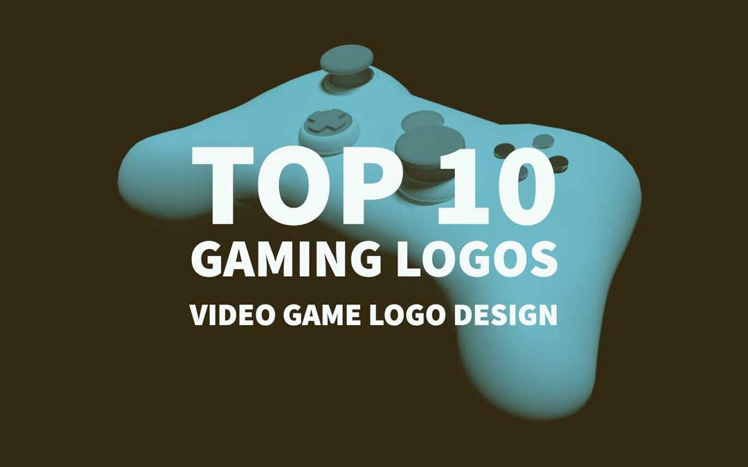 90583c215 Top 10 Gaming Logos — Video Game Logo Design – Inkbot Design – Medium
