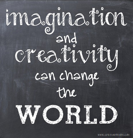 Imagination & Creativity Changes The World – Our Creative ...