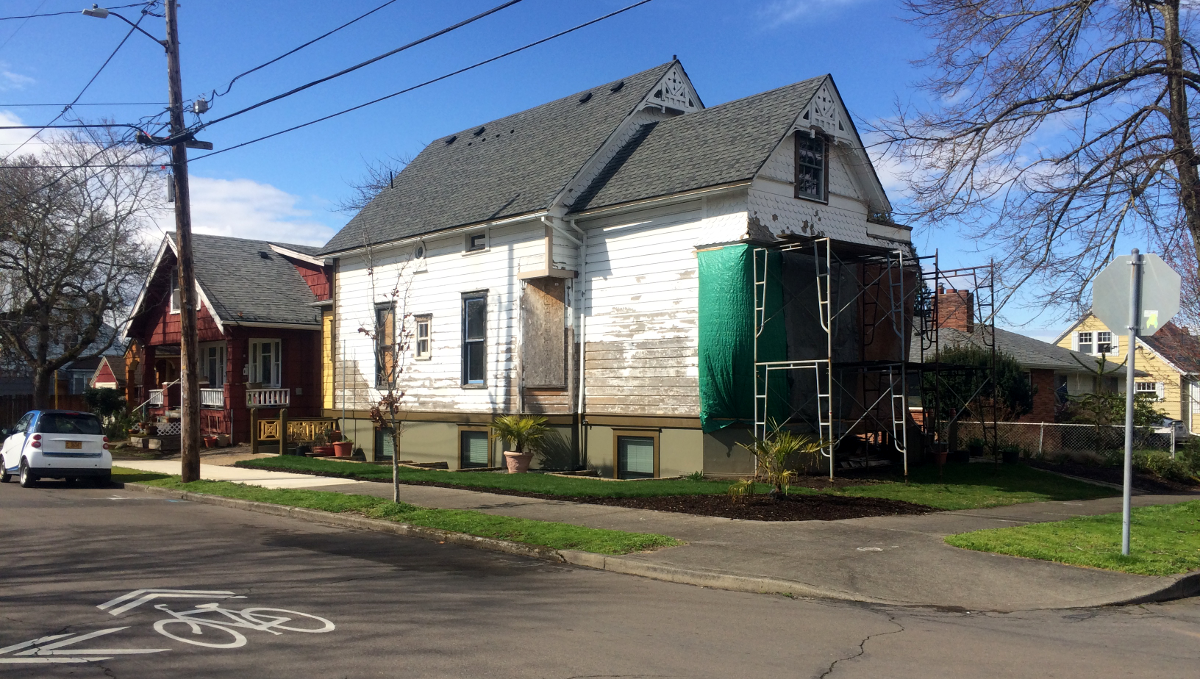 Portland Could Quake Proof Classic Houses By Putting Smaller Homes