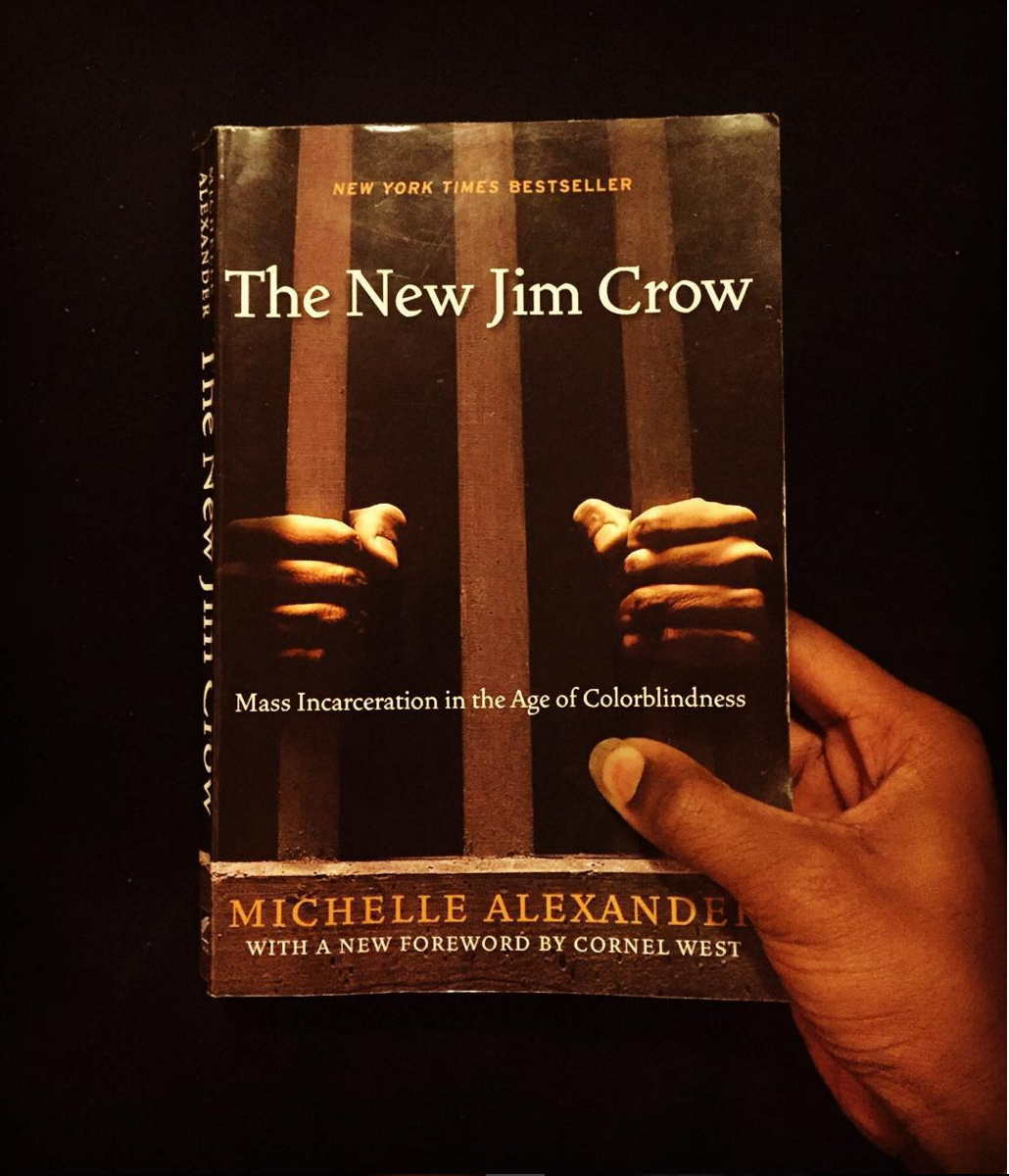 literature review the new jim crow