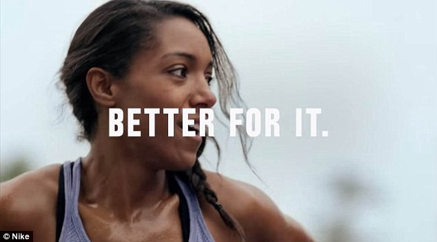 nike  empowering or degrading women   u2013 media theory and