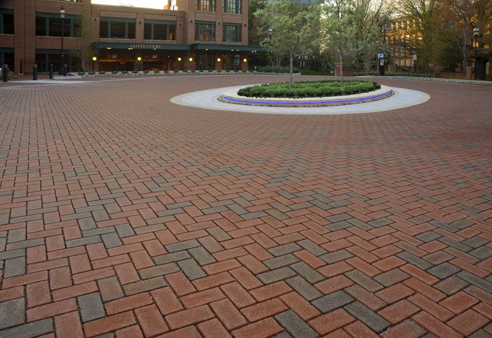What Is Permeable Paving Geosynthetic Systems Medium