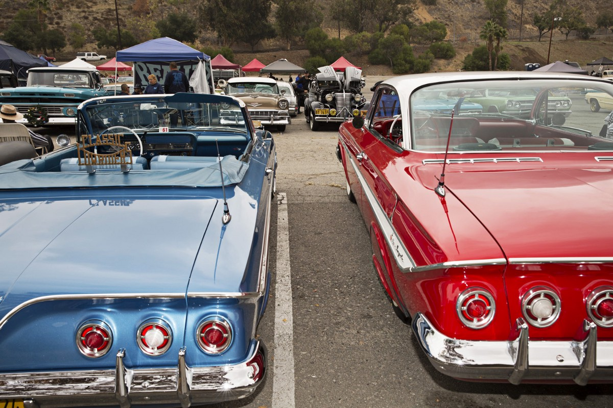 The Los Angeles Men\'s Club That\'s Keeping Lowrider Culture Alive