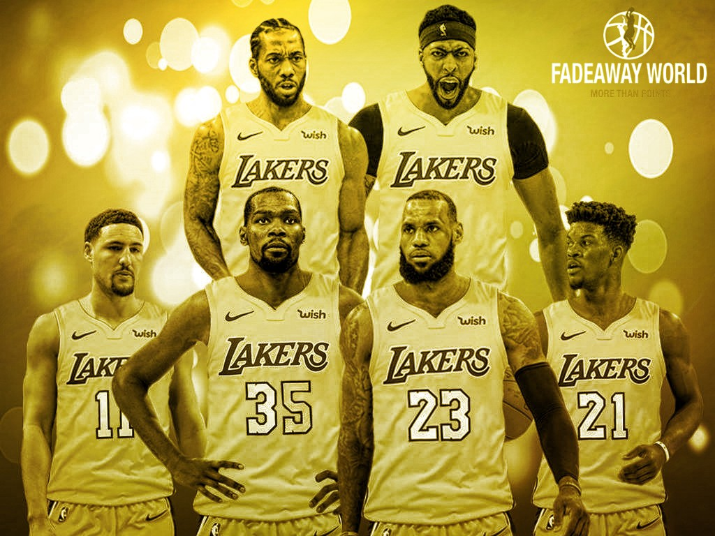 952c580d97d Let s start by putting to bed the pipe dream of the Lakers building a  Superstar Big Three. There s simply no realistic path by which the Lakers  would be ...