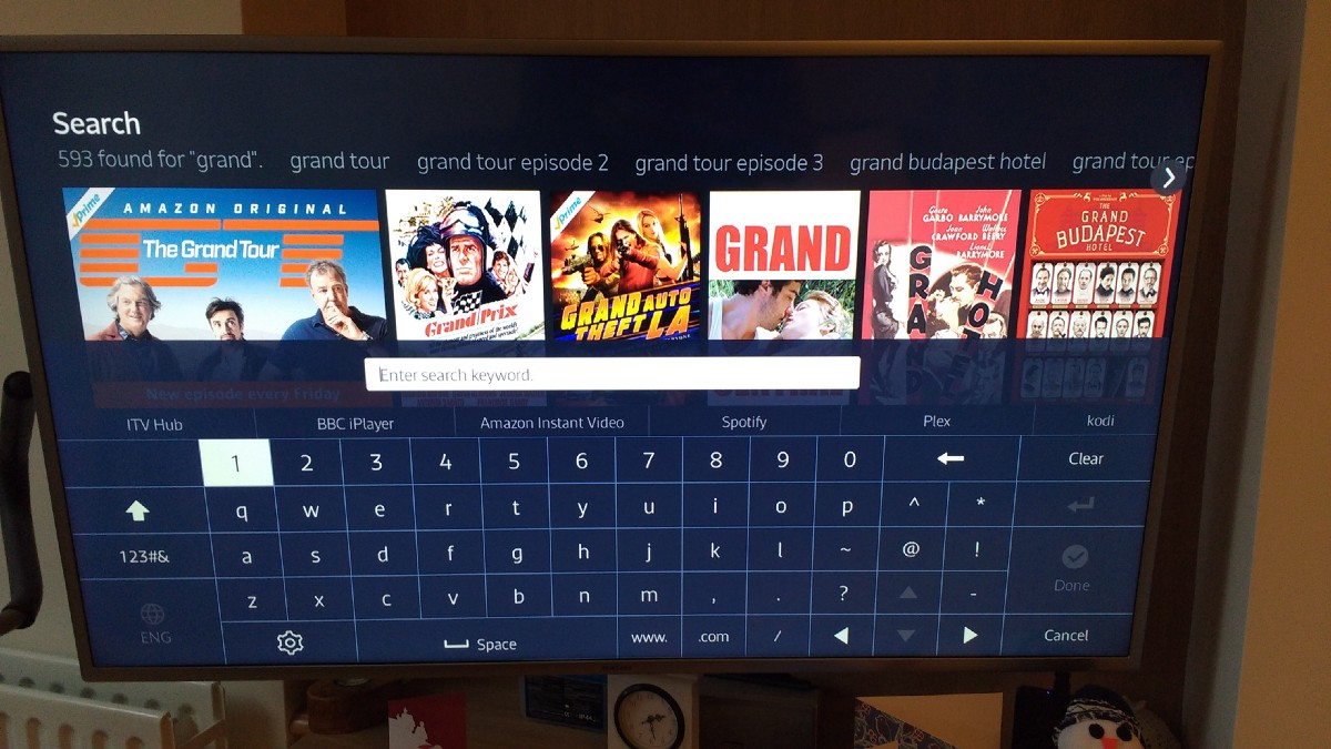 The State Of Tv On Screen Keyboards Ediblecode