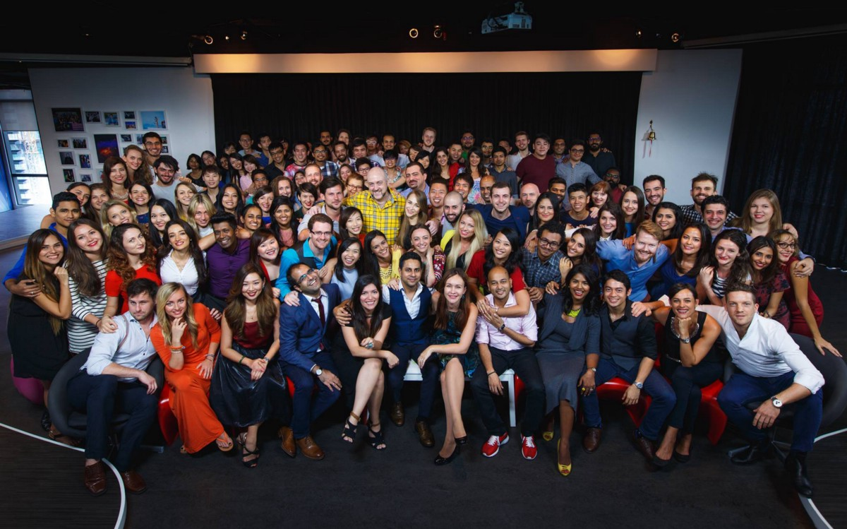 How mindvalley is building a global culture jobbatical blog team mindvalley madrichimfo Gallery