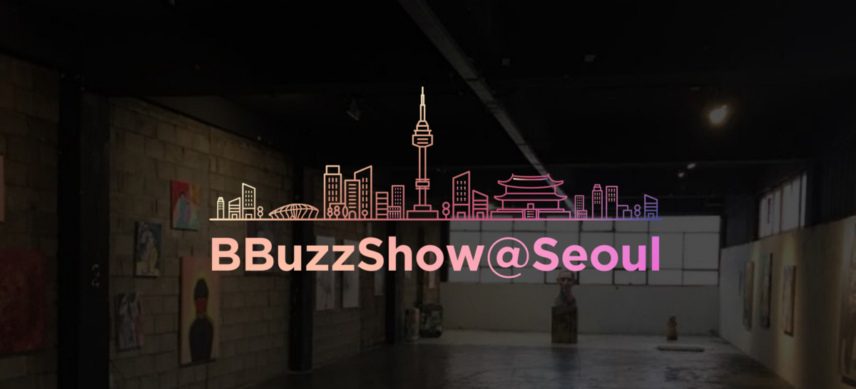[BBuzzShow@Seoul] Want to Know All about It? BBuzzShow@Seoul Website Preview