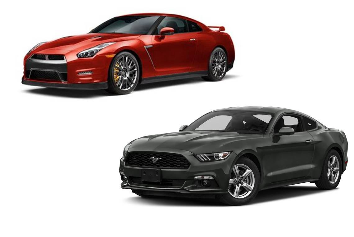Ford Mustang Or Nissan Gtr