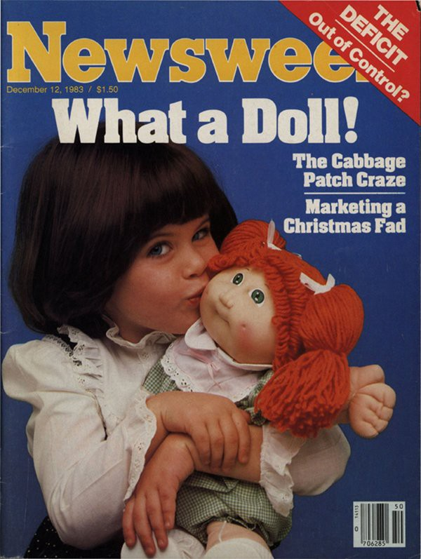 The weird, rabid history of the Cabbage Patch craze