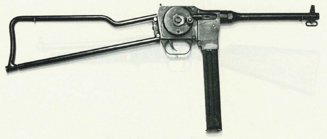 the pm9 is one of history s weirdest submachine guns