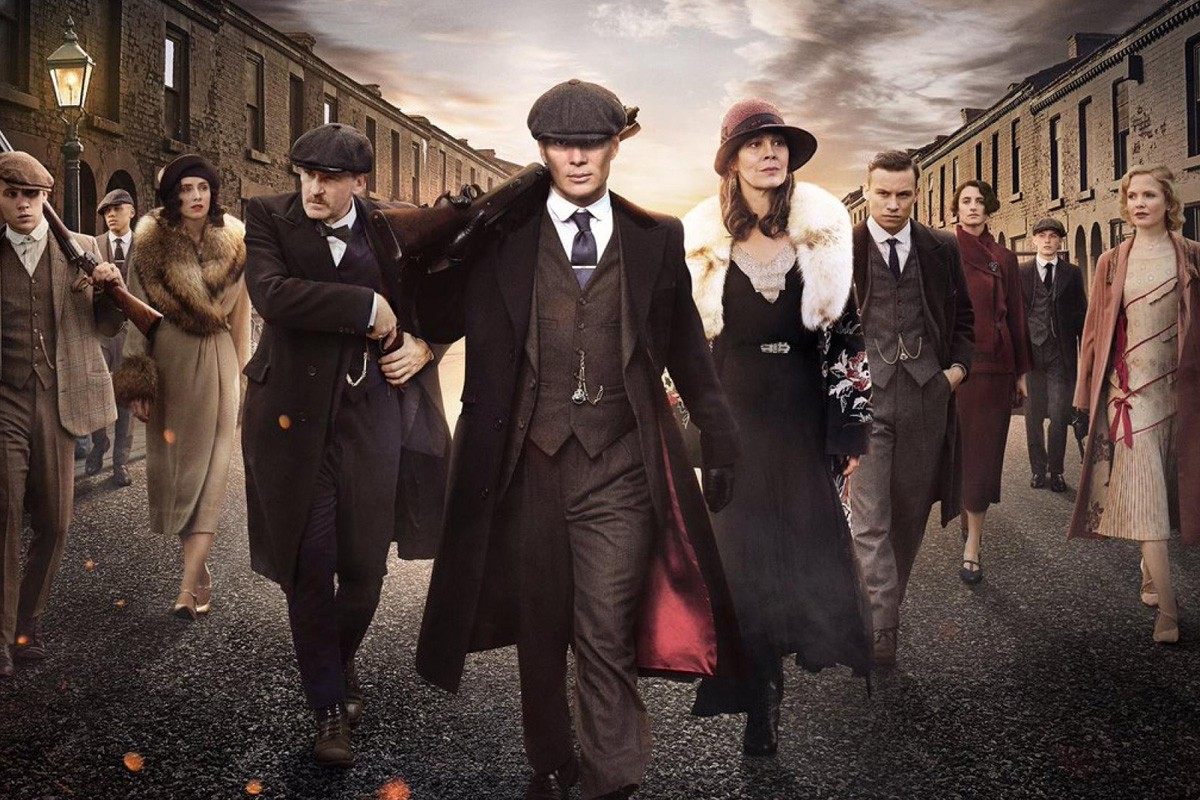 que significa peaky blinders