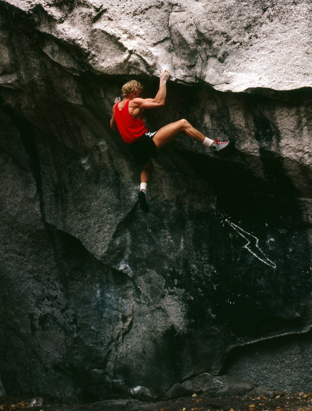 Photos: The stoned outlaw climbers who conquered Yosemite ...