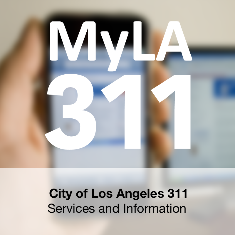 Modernizing 311: MyLA311 Links City Departments and Civic Tech through Open Data – DataLA