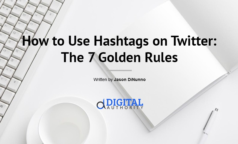how to use hashtags twitter