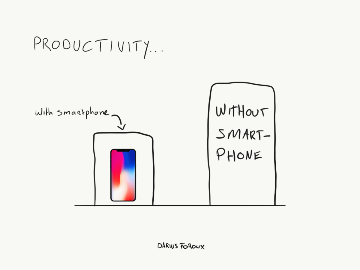 Smartphones Harm Your Productivity More Than You Think