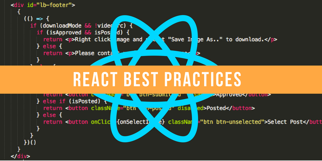 when i first started writing react i remember seeing many different approaches to writing components varying greatly from tutorial to tutorial
