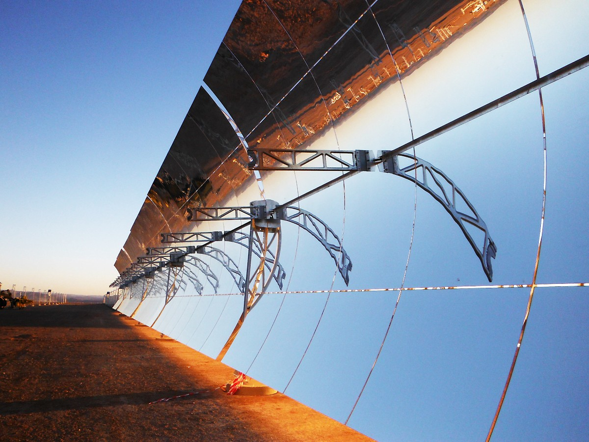 Presenting The World S Largest Concentrated Solar Power Plant
