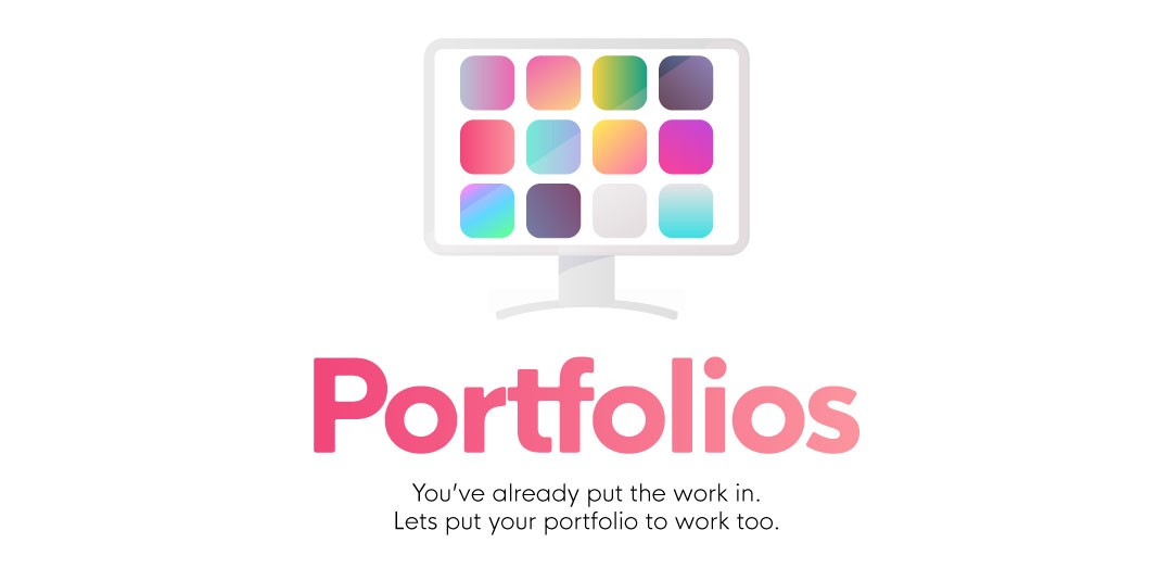 Crafting a portfolio that converts