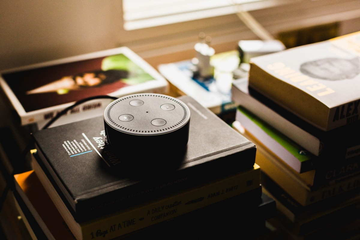 """Alexa, play some music"" isn't the only time Amazon is listening to you."