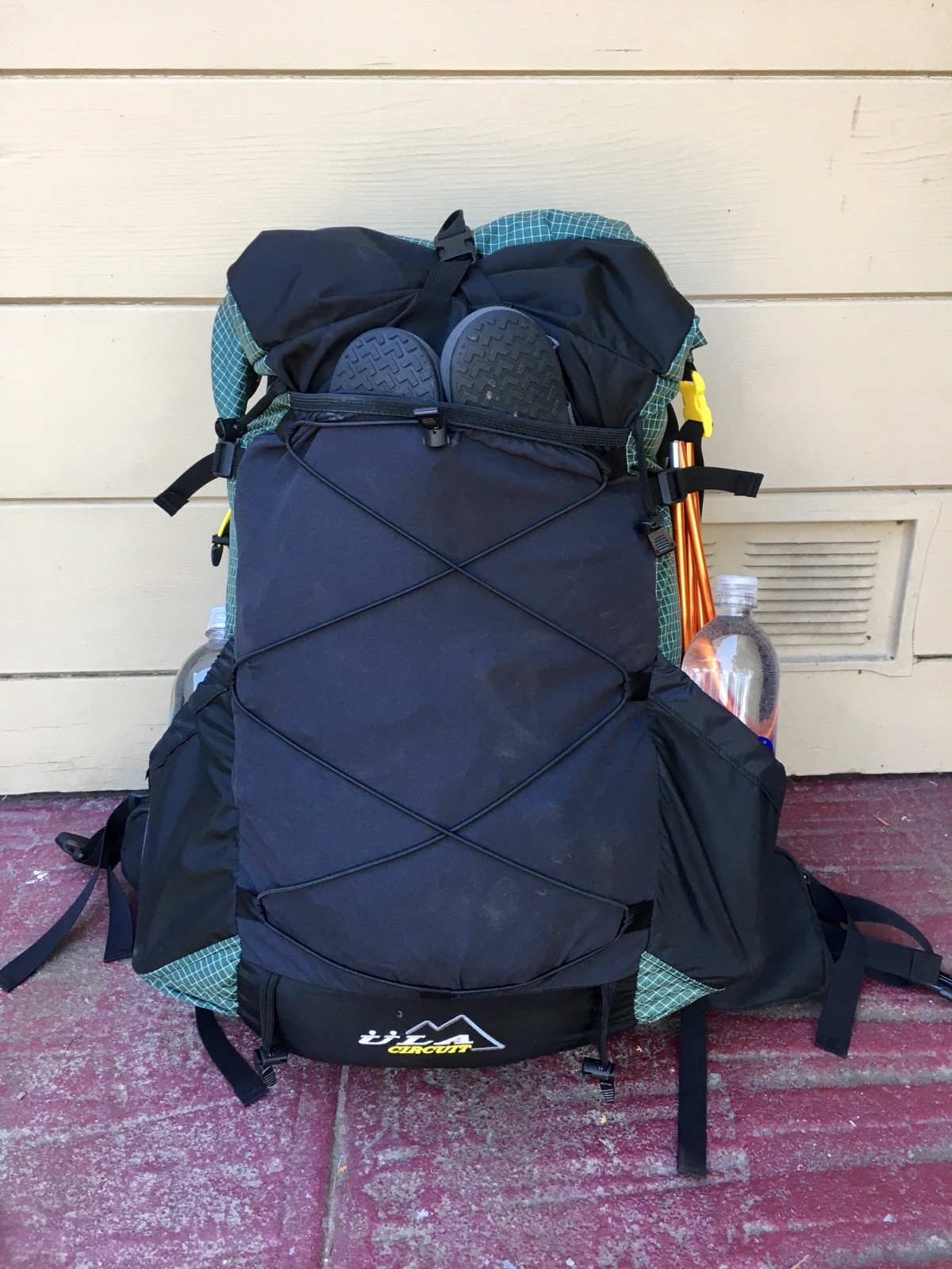 50 Pieces Of Gear I Loved Liked And Loathed On The Pacific Crest Trail Your Circuit Should Be Laid Out In A Similar Way To My Pack Ula