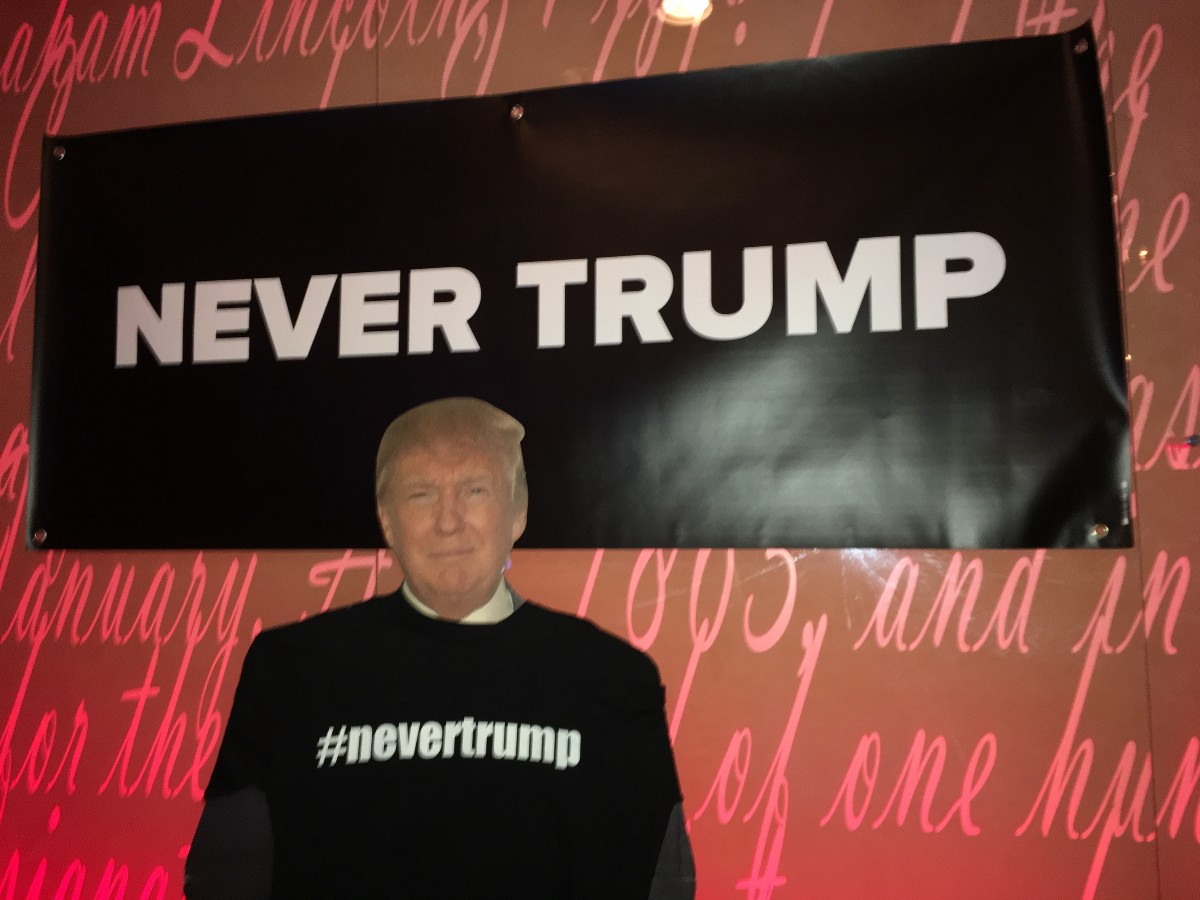 Never Trump Republicans Hold Election Night Party To Repudiate Donald Trump-9151