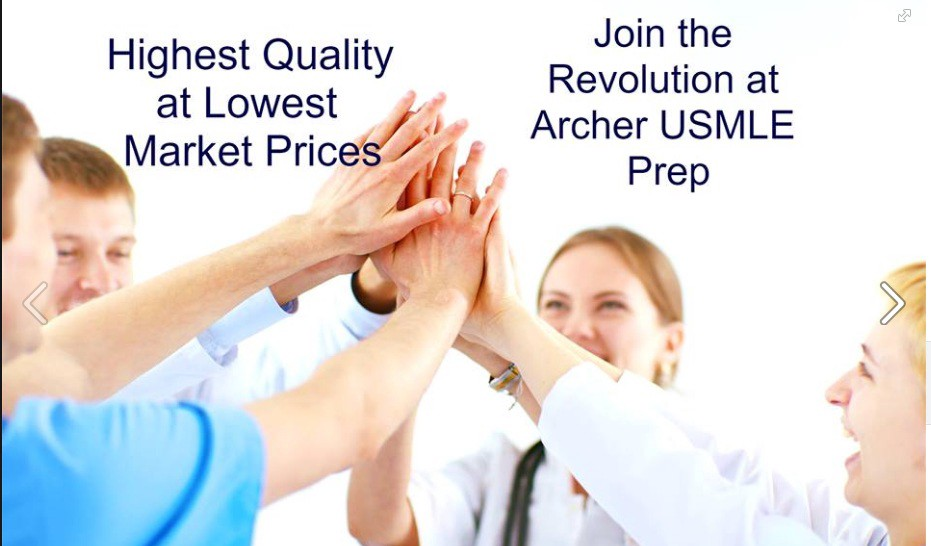 Are you Looking to Prepare for USMLE? – Archer USMLE – Medium