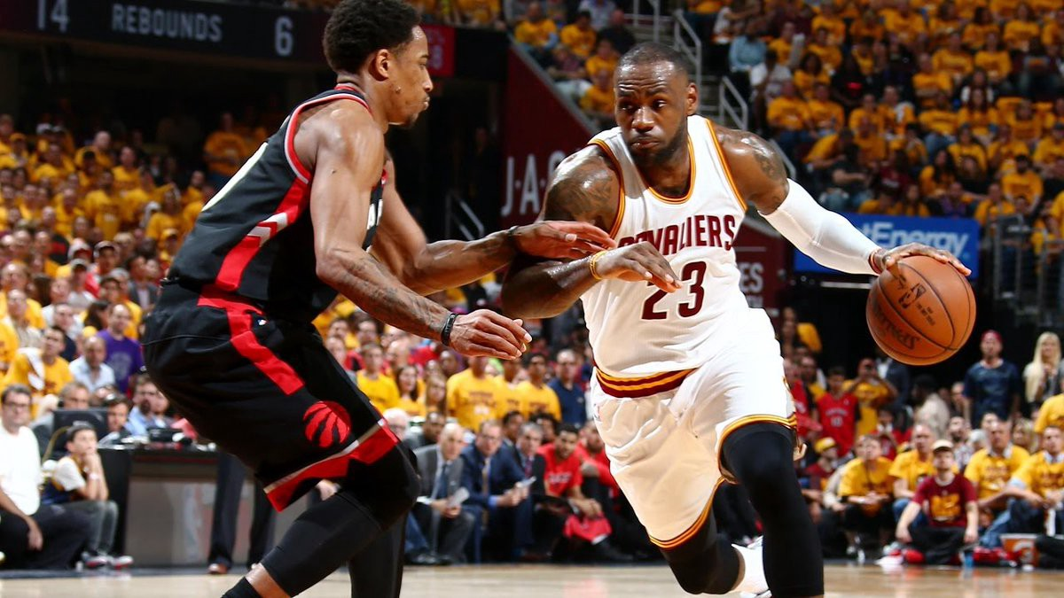 1df765602bfe Raptors versus Cavs is going to be a fun playoff series