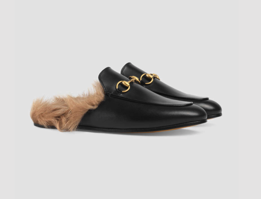 Thirteen Reasons I Just Can t With The Gucci Fur-Lined Mules 29c6abd8a7c1