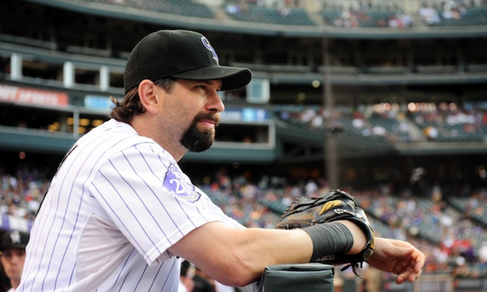 Todd helton named tennessee baseball director of player for Todd helton