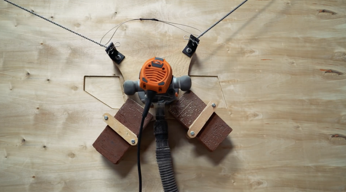 Maslow Is A Giant Open Source Cnc Machine Hackster Blog