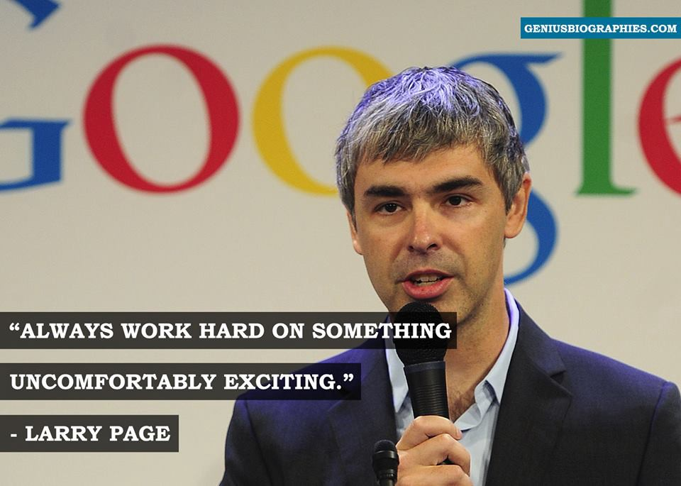 20 Things Ive Learned From Larry Page The Mission Medium