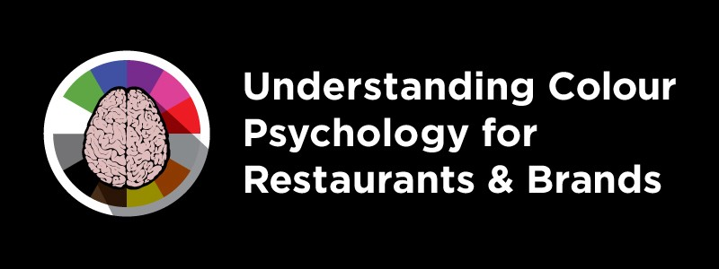 Even In The Food Hospitality Industry Colour Has A Huge Role Visual Perception Emotion And Human Behaviour I Am So Fascinated By This Topic Because