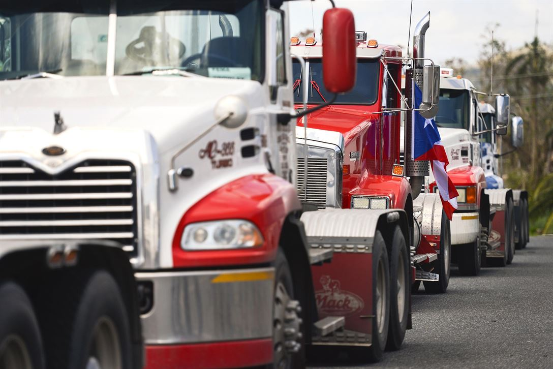 Truck Driving Jobs for Veterans — Get Hired Today – G I