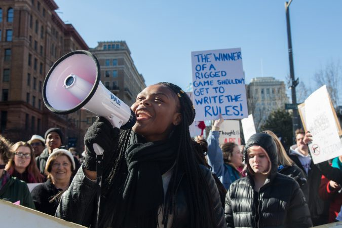 In Philly, March For Our Lives Takes the Long View – Safe Kids Stories