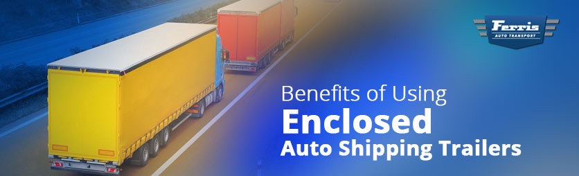 why open trailer auto shipping Multi-car trailers are a type of open transport, usually a better choice for discount auto shipping because they can haul more vehicles at once over greater distances, but they are slower and have a hard time navigating residential areas.