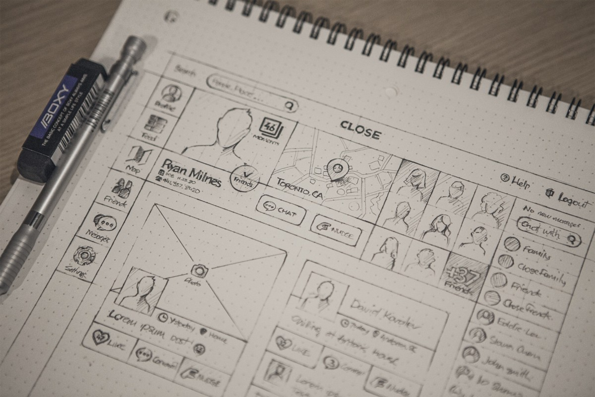 Quality Wireframes Inspiration