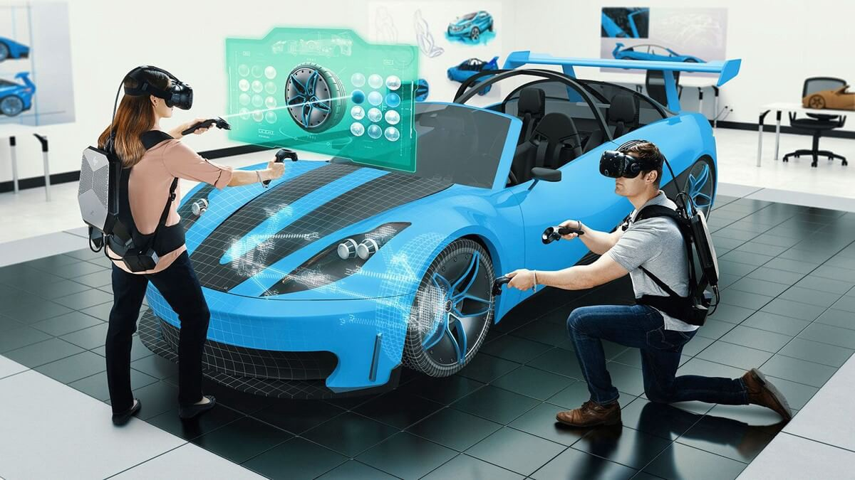 How Volkswagen Audi And Bmw Are Using Vr For Employee Training In The Automotive Industry