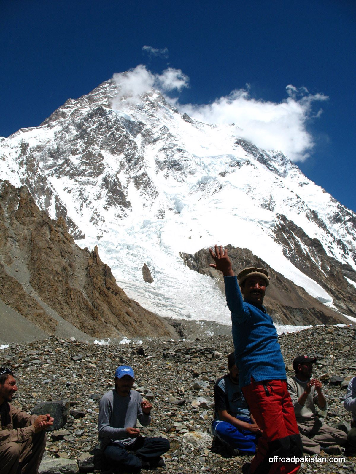 A hike to K2 Base Camp, 2007 – Offroad Pakistan – Medium