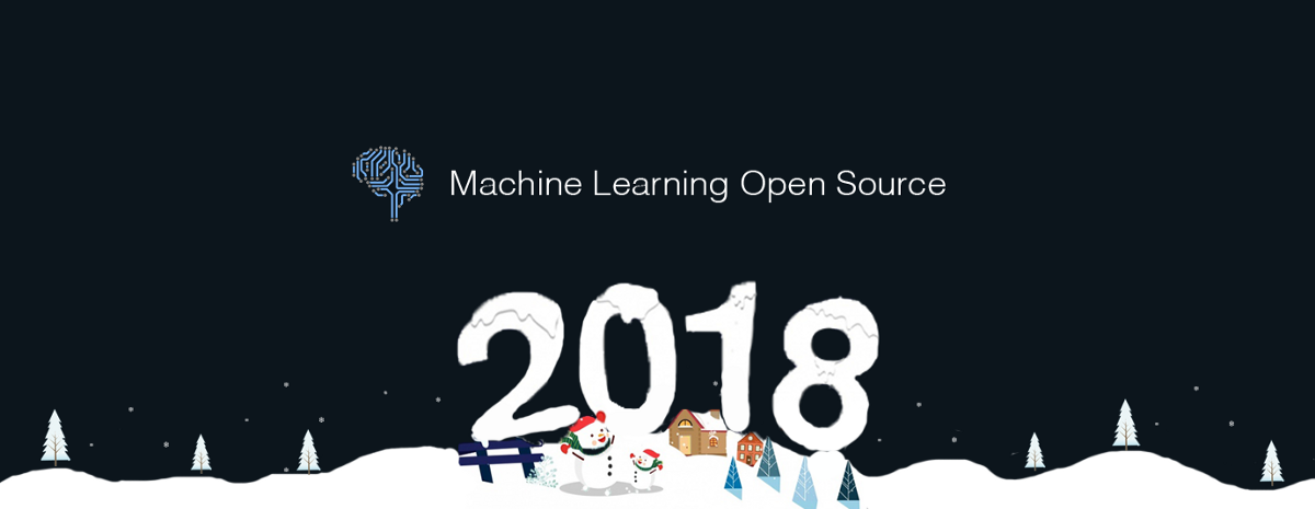 30 Amazing Machine Learning Projects for the Past Year (v.2018)