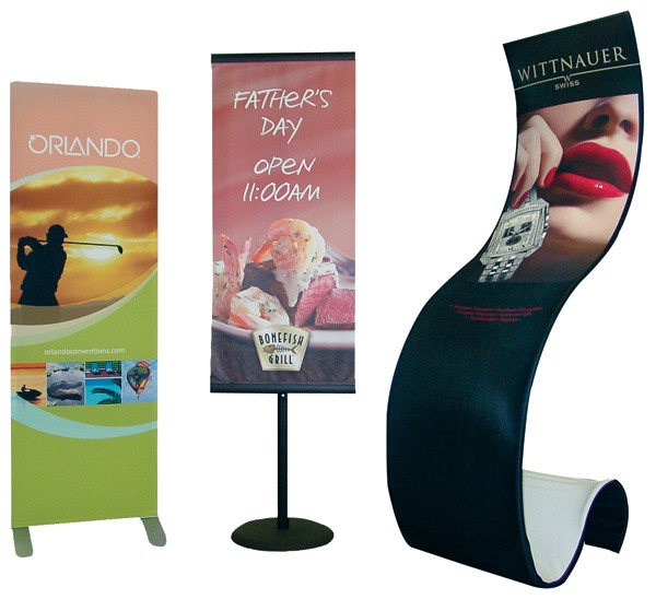 Sungard Exhibition Stand Stands For : How vinyl printing banners can make impact on your