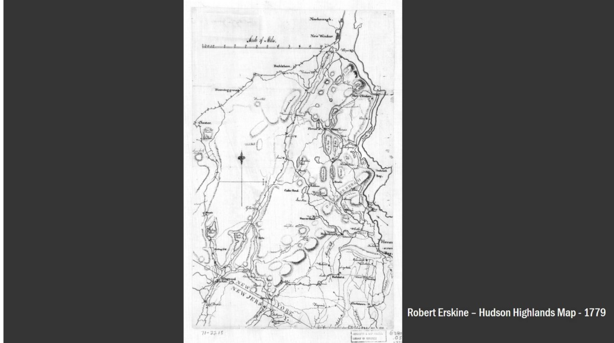 Robert Erskine Impressed General George Washington So Much With His Engineering Experience And Prodigious Knowledge That He Appointed Erskine To The Newly