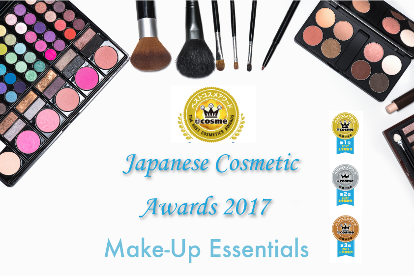 From Foundation to BB Cream, here are best awarded Japanese makeup products