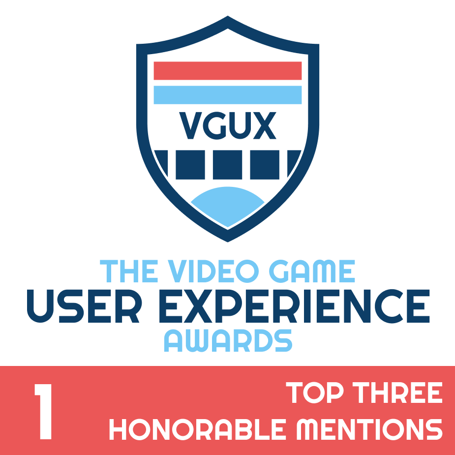The Video Game User Experience Awards