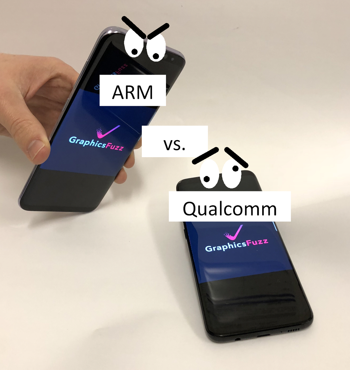 A tale of two Samsungs: ARM vs. Qualcomm in Android graphics